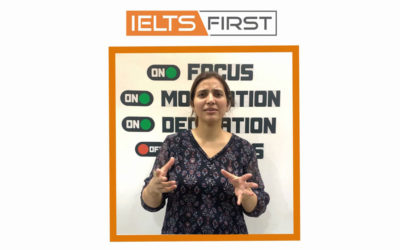 IELTS First Review by Amandeep Kaur