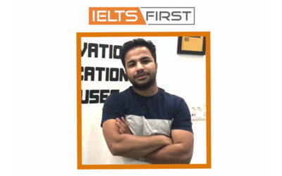 IELTS First Review by Sharwan Bhatia