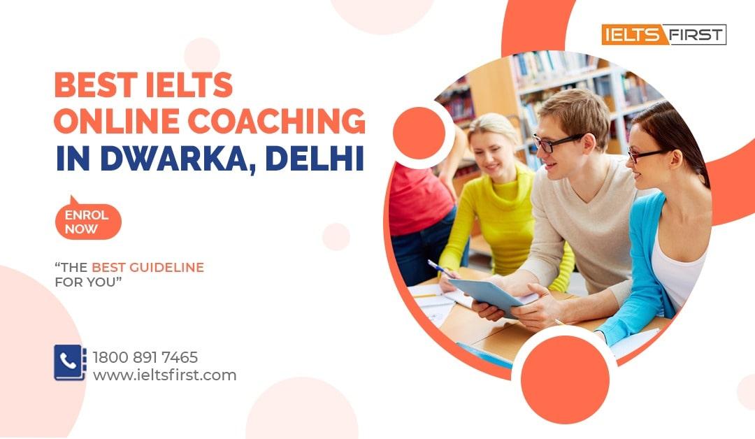 Best IELTS Online Coaching in Dwarka, Delhi
