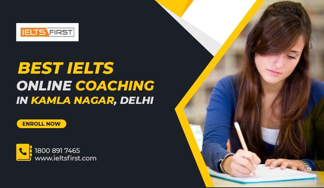 Best IELTS Online Coaching in Kamla Nagar, Delhi